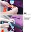 [แพคคู่] ตะขอแขวนติดรถเข็น ห้อยสัมภาระ ลายการ์ตูน Velcro Cartoon Multi-Purpose Hook thumbnail 7