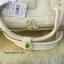 กระเป๋าเป้ ANELLO 2 WAY PU LEATHER BOSTON BAG (Regular)-----Ivory Color thumbnail 7