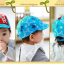 HT369••หมวกเด็ก•• / หมวกแก็ป STAR (สีฟ้า) thumbnail 5
