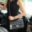 กระเป๋า KEEP classic chain shoulder bag กระเป๋าทรงสวย ผลิตจากหนังแกะ ผิวสัมผัสคล้ายหนังแท้ นิ่มมากๆ คะ thumbnail 4