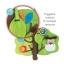 หนังสือผ้ารูปทรงต้นไม้ SKK Baby Treetop Friends Soft Activity Book thumbnail 2