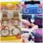 [แพคคู่] ตะขอแขวนติดรถเข็น ห้อยสัมภาระ ลายการ์ตูน Velcro Cartoon Multi-Purpose Hook thumbnail 1