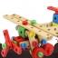 ของเล่นไม้ ชุดประกอบ เครื่องบิน รถ หุ่นยนต์ และอื่นๆ เสริมสร้างพัฒนาการ thumbnail 11