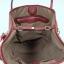 กระเป๋า Amory Leather Everyday Tote Bag สีแดง กระเป๋าหนังแท้ทั้งใบ 100% thumbnail 11