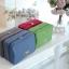 กระเป๋าใส่อุปกรณ์อาบน้ำ คุณภาพดี แขวนได้ สำหรับเดินทาง ท่องเที่ยว พกพาสะดวกมี 4 สี 4 ลายให้เลือก thumbnail 16