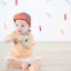 หมวกแก๊ป หมวกเด็กแบบมีปีกด้านหน้า ลาย HAPPY PRINCE (มี 2 สี) thumbnail 7