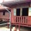 เรือนไทยไม้สัก 2 หลังคู่ ริมน้ำ บ้านบางสะแก บางตะเคียน สองพี่น้อง สุพรรณบุรี thumbnail 15