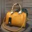 กระเป๋า KEEP sheep leather Pillow bag Classic Gold Yellow ราคา 1,490 บาท Free Ems thumbnail 2