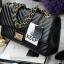 กระเป๋า KEEP shoulder chevon chain handbag สีดำ สวย หรู มากๆ เลยน๊า กระเป๋าอยู่ทรง #หนังแกะนิ่มมากคะ สายโซ่สะพายสบายคะ สายปรับ สั้น ยาวได้คะ ภายในสีแดง มีช่องใส่ของจุกจิกหลายช่องแบ่งเก็บของเป็นสัดส่วนมากๆคะ #ใบจริงสวยมาก เข้ากับชุดได้ง thumbnail 4