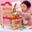 ของเล่นไม้ ชุดงานช่าง เก้าอี้ขันน๊อต thumbnail 1