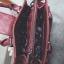 กระเป๋า Fashion Usen Import Redwine Colour ราคา 990 บาท Free Ems thumbnail 8