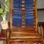 ผ้าพันคอย้อมครามทอมือ Premium Gift *สินค้า Handmade 100% ราคา 490 บาท(Ems +70) thumbnail 7