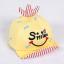 หมวกแก๊ป หมวกเด็กแบบมีปีกด้านหน้า ลาย Smile (มี 3 สี) thumbnail 9