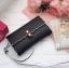 กระเป๋าเงินใบยาว แฟชั่น สไตล์ FENDI wallet งานสวยระดับ พรีเมี่ยม 990 ส่งฟรี ems thumbnail 8