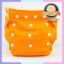กางเกงผ้าอ้อมนาโน HappyPants พร้อมแผ่นซับนาโน 3 ชั้น ขายส่ง 6 ชุด thumbnail 9