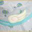 HT496••หมวกเด็ก•• / หมวกปีกกว้าง-บอลลูน (สีฟ้า) thumbnail 7