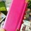 กระเป๋าสตางค์ ยาว สีชมพู แต่งมุม สุดเก๋ ขอบทอง ยี่ห้อ CHARLES & KEITH แท้ รุ่น METAL DETAIL WALLET thumbnail 3