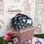 กระเป๋า Anello Cotton canvas collection อีกคอลเลคชั่นที่กำลังนิยมและฮิตฝุดๆในตอนนี้ สีสันลวดลายเป็นเอกลักษณ์เฉพาะ รุ่นนี้เป็นผ้าCottonผสมผลานCanvas สำเนา thumbnail 5