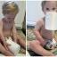 กระดาษรองผ้าอ้อม แผ่นเยื่อไผ่ออร์แกนิก Nana Baby Bamboo Dry Liner (ใช้รองด้านในเวลาเด็กถ่าย) thumbnail 3