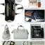 กระเป๋าเป้ Anello Canvas 2 Way Mini Boston Bag Mint เป้ผ้าใบ สะพายข้างลำตัว thumbnail 4