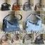 กระเป๋าหนังแท้ Lindy ขนาด 26 อะไหล่ Silver material Coated Leather หนังวัวแท้100% thumbnail 2