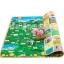 แผ่นรองคลานเด็กเล็ก แบบม้วน ขนาดใหญ่ 180 * 150 * 1 ซม.ใช้ได้ 2 ด้าน thumbnail 10