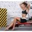 สปอร์ตบรา ชุดกีฬาผู้หญิง รุ่นซิปหน้า รองรับแรงกระแทกระดับ 4 ใส่สบาย - สีดำ thumbnail 2