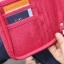 กระเป๋าใส่พาสปอร์ตสั้น กระเป๋าใส่หนังสือเดินทาง ขนาดกะทัดรัด ช่องเยอะ ใส่เอกสารสำคัญ ธนบัตร บัตรต่าง ๆ พกพาสะดวก ผลิตจากโพลีเอสเตอร์กันน้ำ คุณภาพดี thumbnail 35