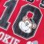 ชุดจั๊มสูทเด็ก Cuddle me ลาย Dad's 10 Rookie สีแดงสลับดำ thumbnail 4