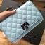 กระเป๋า Charles & Keith Clutch 2016 สีฟ้า thumbnail 3