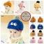 หมวกแก๊ป หมวกเด็กแบบมีปีกด้านหน้า ลาย COOL (มี 4 สี) thumbnail 1
