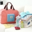 กระเป๋าช้อปปิ้งพับเก็บได้ ผ้าหนา สีสันสดใส ผลิตจากโพลีเอสเตอร์กันน้ำ คุ้มค่า (Street Shopper Bag) thumbnail 32