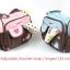 กระเป๋าใส่ของใช้เด็ก Carter's สะพายใบเล็ก ปักลายหัวใจ thumbnail 10