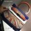 กระเป๋าหนังแท้ทรงยอดฮิต สไตล์Hermes kelly paint original size fashion bag thumbnail 17