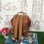 กระเป๋า Anello emporium dark brown(limited edition) ขนาดมินิ กำลังดี thumbnail 4