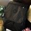กระเป๋า KIPLING NYLON LARGE BACKPACK Nylon+Polyester 100% ใบใหญ่ สีดำลายจุด thumbnail 1