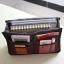 กระเป๋าจัดระเบียบ จัดระเบียบกระเป๋าถือ หิ้วพกพาได้ Bag in Bag -Organizer Bag thumbnail 6