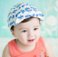 HT372••หมวกเด็ก•• / หมวกแก็ปเครื่องบิน (สีขาว) thumbnail 1