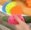 [ฟรี เมื่อซื้อครบ 1,000] ที่ขัดล้างผักผลไม้ ให้สะอาดปลอดภัยจากสารพิษ thumbnail 4