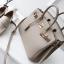 กระเป๋าหนังแท้สไตล์ยอดฮิตมี 2 ขนาด ทรงยอดฮิต หนังวัวแท้ย้อมสีเเนียนเรียบทั้งผืน (Genuine leather100%) thumbnail 6