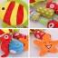 ตุ๊กตาโมบายผ้าเสริมพัฒนาการ ปลาน้อยและผองเพื่อน - HappyMonkey thumbnail 2