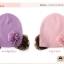 หมวกไหมพรมเด็กเล็ก มีปอยผมแกะสองข้างน่ารัก thumbnail 3