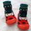รองเท้าถุงเท้าพื้นยางหัดเดิน ลายเต่าทอง size 19-23 thumbnail 2