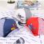 หมวกแก๊ป หมวกเด็กแบบมีปีกด้านหน้า ลายม้าลาย (มี 5 สี) thumbnail 3