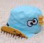 หมวกแก๊ป หมวกเด็กแบบมีปีกด้านหน้า ลายแลบลิ้น (มี 5 สี) thumbnail 15