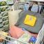 กระเป๋าช้อปปิ้งพับเก็บได้ ผ้าหนา สีสันสดใส ผลิตจากโพลีเอสเตอร์กันน้ำ คุ้มค่า (Street Shopper Bag) thumbnail 23