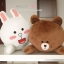 ตุ๊กตา หมีบราวน์และ โคนี่ ท่านอน thumbnail 8