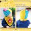 AP108••เซตหมวก+ผ้ากันเปื้อน•• / [สีเหลือง] น้องหมี thumbnail 2