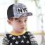 หมวกแก๊ป หมวกเด็กแบบมีปีกด้านหน้า ลาย NYC (มี 3 สี) thumbnail 2
