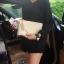 กระเป๋าสะพาย ปรับเป็นคลัชได้ สีครีม รุ่น KEEP Doratry shoulder &clutch bag thumbnail 9